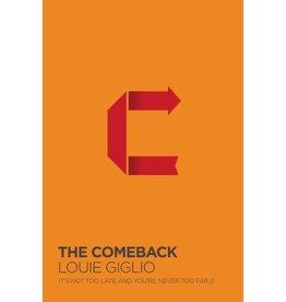 LOUIE GIGLIO The Comeback