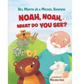BILL MARTIN Noah, Noah, What Do You See?