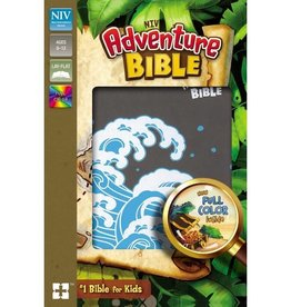 NIV Adventure Bible - Gray