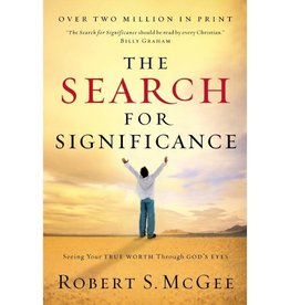 ROBERT S. MCGEE The Search For Significance