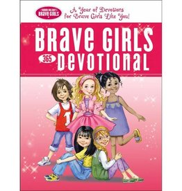 JENNIFER GERALDS Brave Girls 365 Devotional