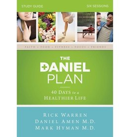 RICK WARREN The Daniel Plan Study Guide