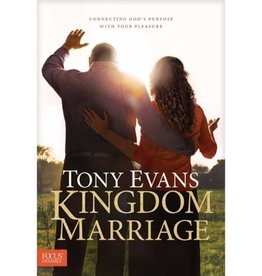 TONY EVANS Kingdom Marriage