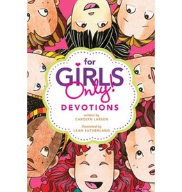 CAROLYN WILSON For Girls Only! Devotions