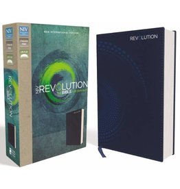 NIV Revolution Bible For Teens - Blue
