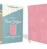 NIV True Images Bible - Pink