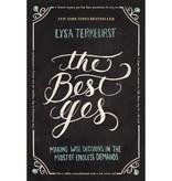 LYSA TERKEURST The Best Yes