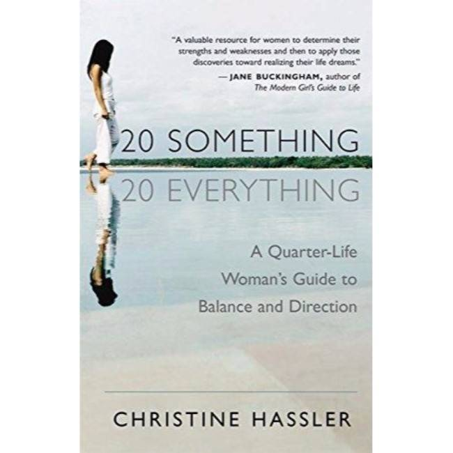CHRISTINE HASSLER 20 Something, 20 Everything