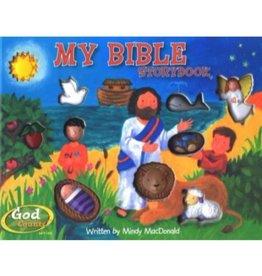 MINDY MACDONALD My Bible Storybook