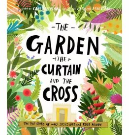 Alison Mitchell The Garden, The Curtain And The Cross