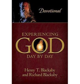HENRY BLACKABY Experiencing God Day By Day Devotional