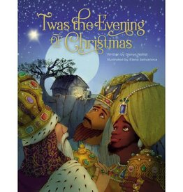GLENYS NELLIST 'Twas the Evening of Christmas