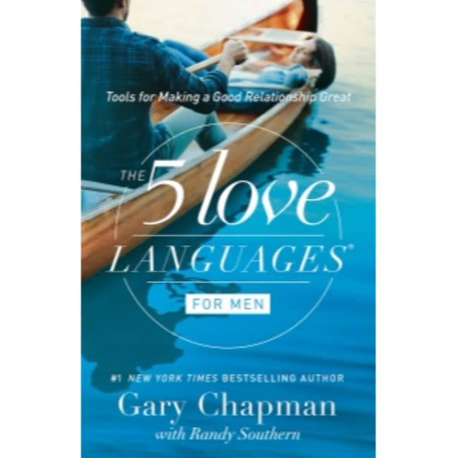 GARY CHAPMAN 5 Love Languages For Men