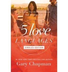 GARY CHAPMAN The 5 Love Languages Singles Edition