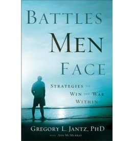 GREGORY JANTZ Battles Men Face