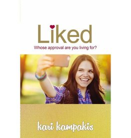 KARI KAMPAKIS Liked: Who's Approval Are You Living For?