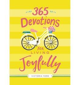 VICTORIA YORK 365 Devotions for Living Joyfully