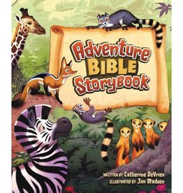 Adventure Bible Storybook
