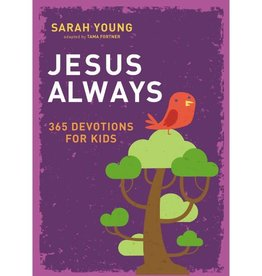 Sarah Young Jesus Always 365 Devotions for Kids