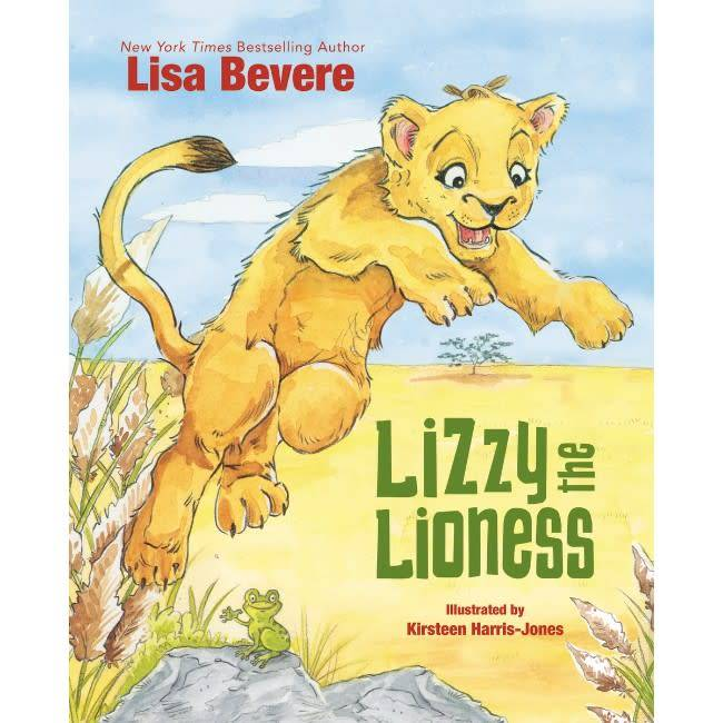 LISA BEVERE Lizzy the Lioness