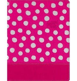 NIV Beautiful Word Coloring Bible for Girls - Pink