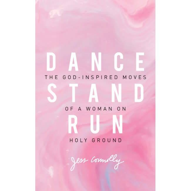 Jess Connolly Dance Stand Run