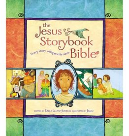 SALLY LLOYD - JONES The Jesus Storybook Bible