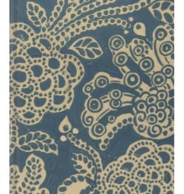 ESV Journaling Bible - Blue Flora