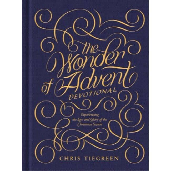 CHRIS TIEGREEN The Wonder of Advent Devotional