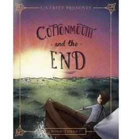 C. S. FRITZ Cottonmouth And The End - Book Three