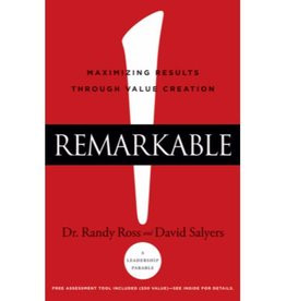 DR. RANDY ROSS Remarkable