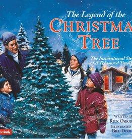 RICK OSBORNE LEGEND OF THE CHRISTMAS TREE