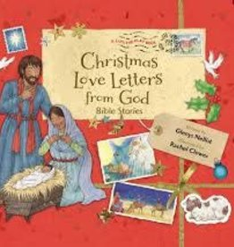 GLENYS NELLIST CHRISTMAS LOVE LETTERS FROM GOD