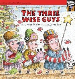 JAN BERENSTAIN Three Wise Guys