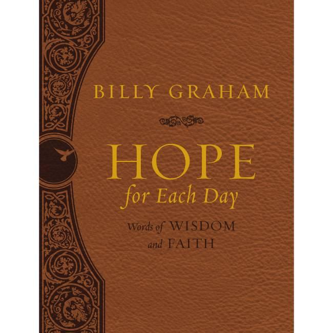 BILLY GRAHAM Hope For Each Day
