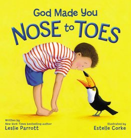 Leslie Parrott God Made You Nose To Toes