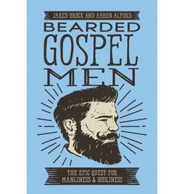 JARED BROCK Bearded Gospel Men