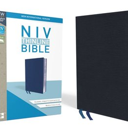 NIV Thinline Bible - Navy