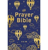 The Prayer Bible - Navy Gold