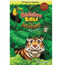ZONDERKIDZ Adventure Bible Book Of Devotions For Early Readers