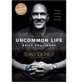 Tony Dungy Uncommon Life Daily Challenge