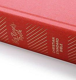 She Reads Truth Bible Poppy Linen Hardcover