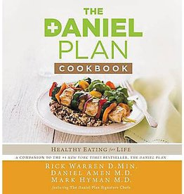 RICK WARREN The Daniel Plan Cookbook