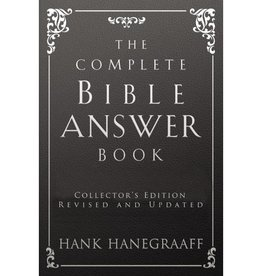 HANK HANEGRAAFF The Complete Bible Answer Book