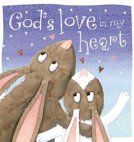 NADINE WICKENDEEN God's Love In My Heart
