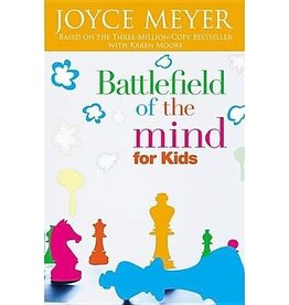JOYCE MEYER Battlefield Of The Mind For Kids