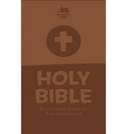 TOMMY NELSON ICB Holy Bible - Brown Leather