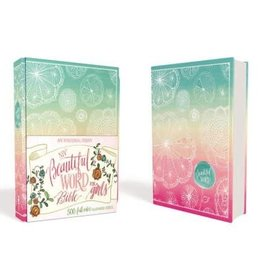NIV Beautiful Word Coloring Bible for Girls - Floral