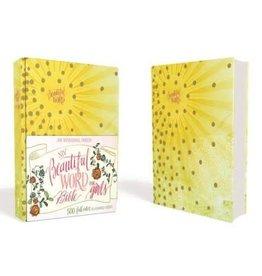 NIV Beautiful Word Coloring Bible for Girls - Suburst