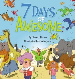 SHAWN BYOUS 7 Days Of Awesome